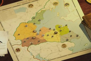 Suzerain Sordland Political Map