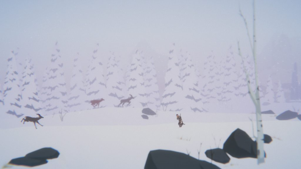 Unto the end deer