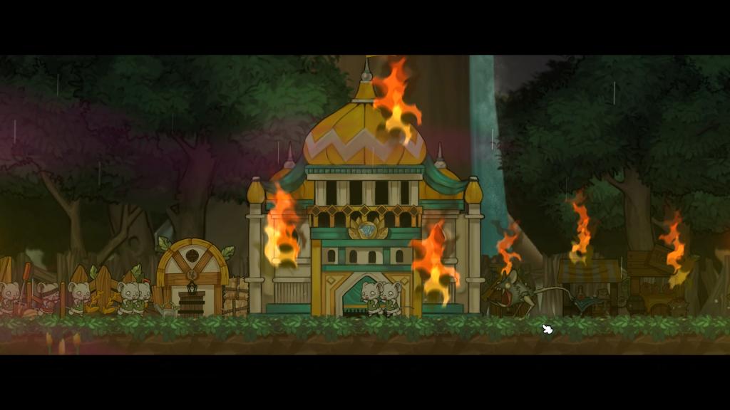 Ratropolis Rat City Burning